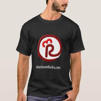 Official Logo T (Black) T-Shirt
