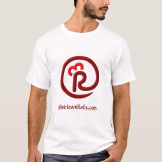 Official Logo T (White) T-Shirt