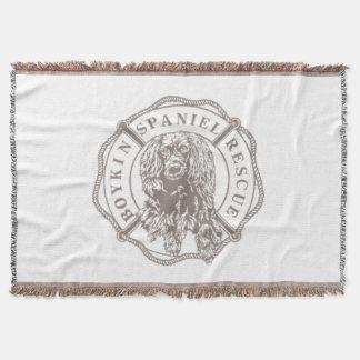 Official Logo Throw Blanket