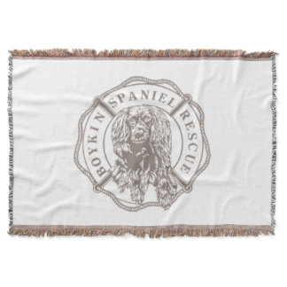 Official Logo Throw Blanket