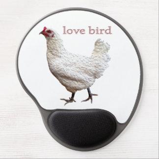 Official Love Bird Gel Mousepad