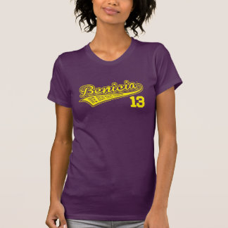 Official Ltd de las mujeres. Ciudad-Camiseta de Polera