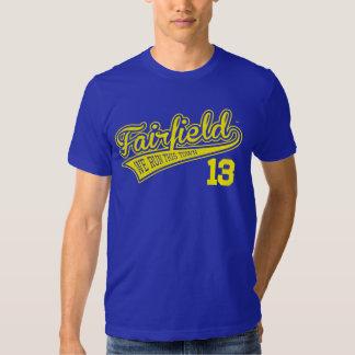 Official Ltd de los hombres. Ciudad-Camiseta de Playera