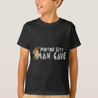 Official Man Cave Gear T-Shirt