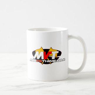 Official Man Vs Thing Mug