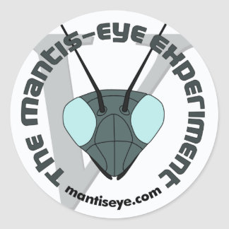 Official Mantis-Eye Experiment Stickers
