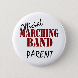 Official Marching Band Parent Button