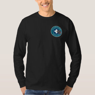 Official Marine Plankton Rescue Unit Uniform T-Shirt