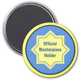 Official Masterpiece Holder Magnet MM26