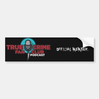 Official Member Bumper Sticker