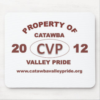 Official merchandise for Catawba Valley Pride 2012 Mouse Pad