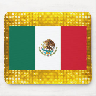 Official Mexican Flag Mouse Pad