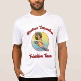 OFFICIAL: Mexican Torpedoes Triathlon Team MICRO F Shirt