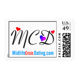 Official Midlife Crisis Postage !