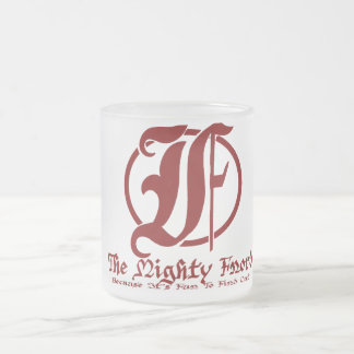 Official Mighty Fnord Frosted Mug
