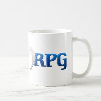 Official MMOPRG.com Gear Classic White Coffee Mug