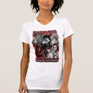 Official Monster-Mania 23 Horror Convention T-Shirt
