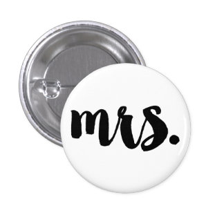 Official Mrs. Pin - Black