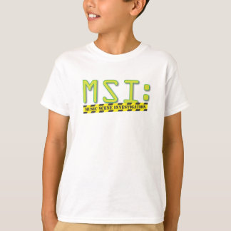 Official MSI: Logo Kids Tee