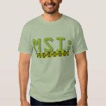Official MSI Logo Tee