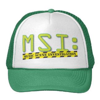 Official MSI: Logo Trucker Hat