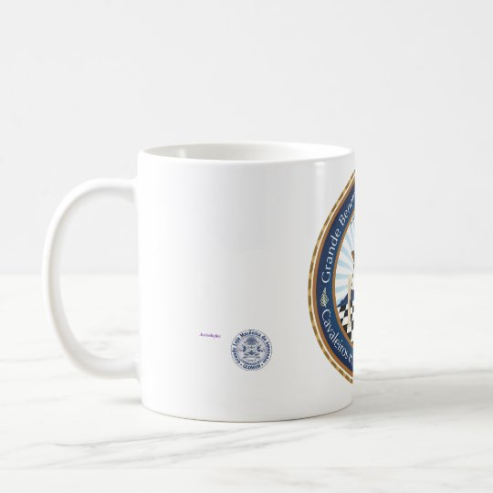 Official mug of the CARN Freemason