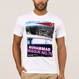 Official Muhammad Mosque No.75 Shirt