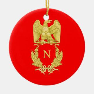 Official Napoleon I Imperial Emblem ornament