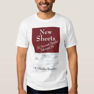 Official NewSheets Book Cover Shirt