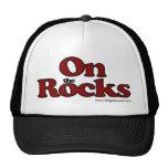 Official On the Rocks Trucker Cap Trucker Hat