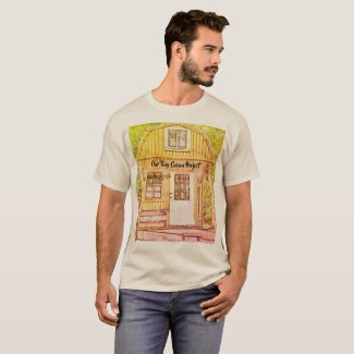 Official Our Tiny Cabin Project t-shirt! T-Shirt