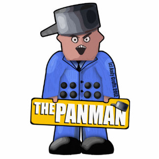 Official Panman Pin Photo Cutout