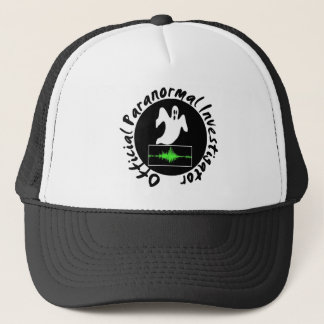 Official Paranormal Investigator Hat