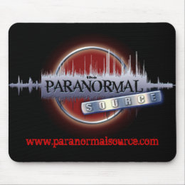 Official Paranormal Source Mousepad