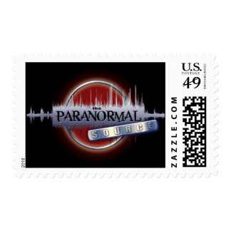 Official Paranormal Source Postage!!! Postage Stamps