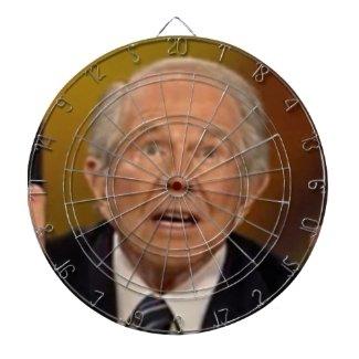 official pat robertson dartboard