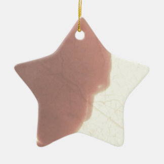 Official Pateint: Richard merch Ceramic Ornament