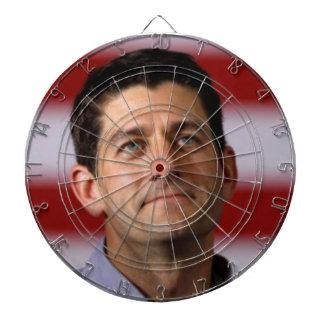 official paul ryan dartboard