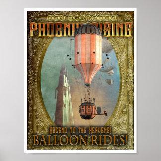 Official Phoenix Rising 2016 Sky Parade Poster 2