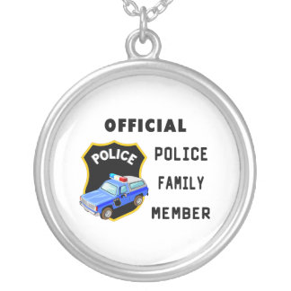 Official Police Family Necklaces