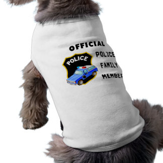 Official Police Family Shirt