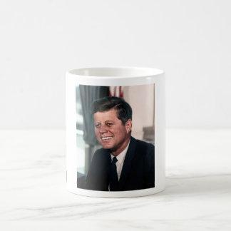 Official Portrait John F. Kennedy Coffee Mug