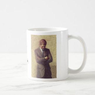 Official Portrait John F. Kennedy Classic White Coffee Mug