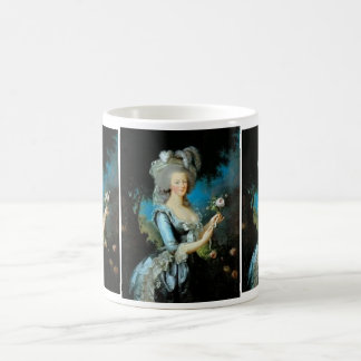 OFFICIAL PORTRAIT OF THE QUEEN MARIE ANTOINETTE 1 COFFEE MUG