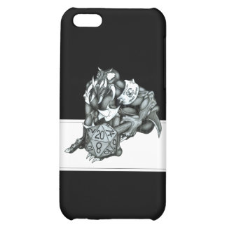 Official Powergamer (d20) Case For iPhone 5C