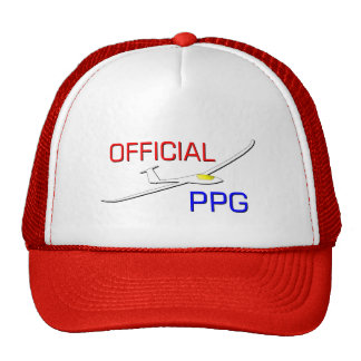 OFFICIAL PPG TRUCKER HAT
