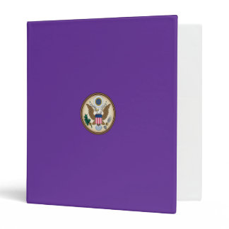 Official Presidential Seal Binder