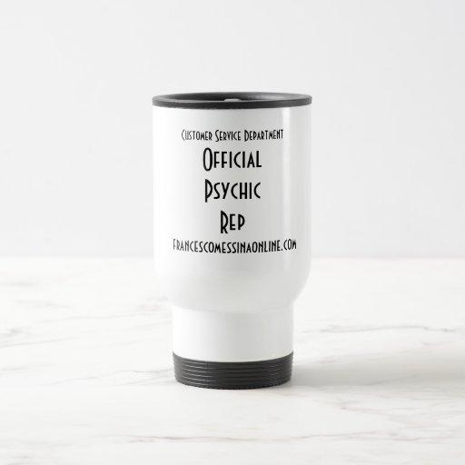 Official Psychic Rep Travel Mug