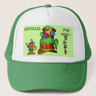 OFFICIAL PUB KING ! TRUCKER HAT