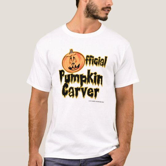 Official Pumpkin Carver T-shirt